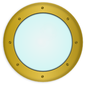 porthole vs. bulls eye