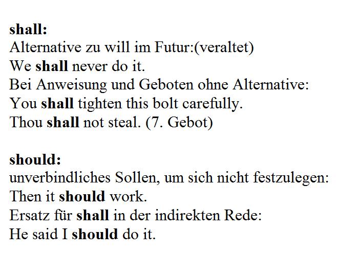 shall-should-Unterschied.
